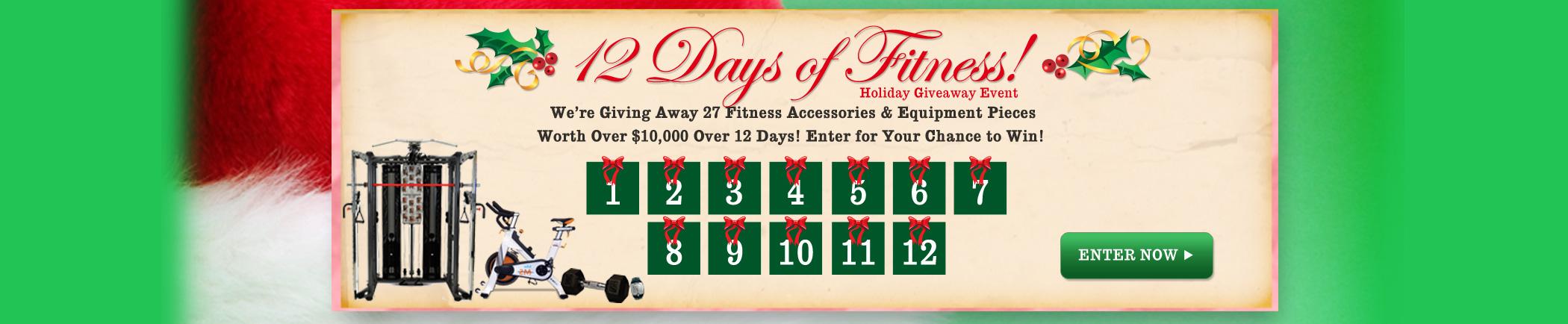 12-Days-Fitness-Contest